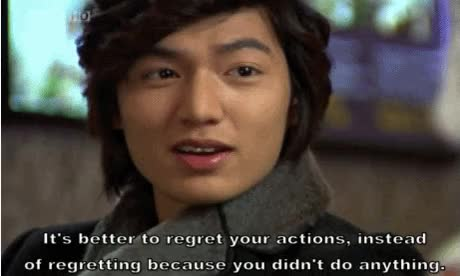 Watch and share Boys Over Flowers Quotes GIFs on Gfycat