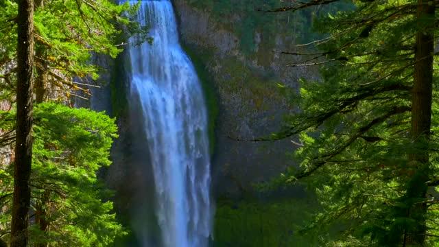 Watch and share Beautiful Waterfall GIFs and Peaceful Waterfall GIFs on Gfycat