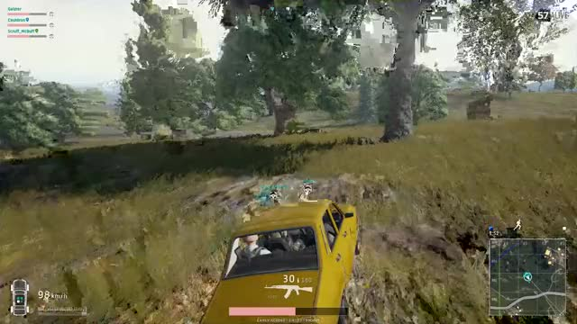 Watch and share Car Flip GIFs and Pubg GIFs by cauldron on Gfycat
