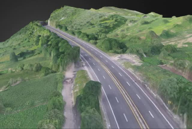 Watch and share Skylab DroneDeploy Highway GIFs by dronedeploy on Gfycat