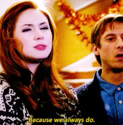 Watch and share Rory Williams GIFs and Amypondedit GIFs on Gfycat