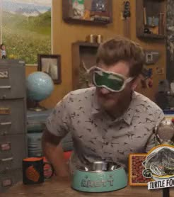 Watch and share Rhett And Link GIFs and Rhett Tag GIFs on Gfycat