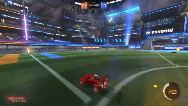 Watch and share Rocket League® GIFs and Playstation 4 GIFs by Slaq on Gfycat
