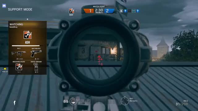 Watch and share Rainbow6 GIFs and Clutch GIFs on Gfycat