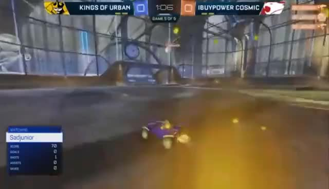 Watch Rocket League BEST PRO GOALS EVER! - Freestyles, Air Dribbles, Aerials, (RLCS Montage) GIF on Gfycat. Discover more related GIFs on Gfycat