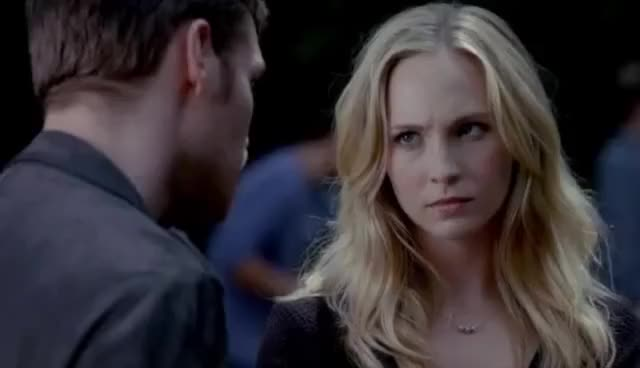 Watch [4x07] Klaroline Moments || HD GIF on Gfycat. Discover more related GIFs on Gfycat