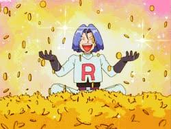 raining money.gif GIFs