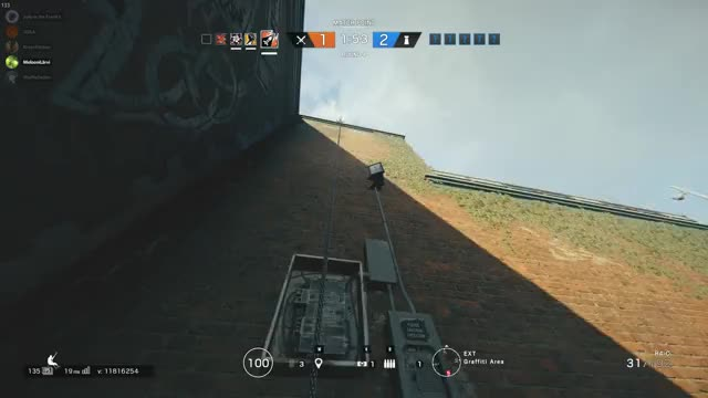Watch and share Rainbow GIFs and Siege GIFs by waffledealer on Gfycat