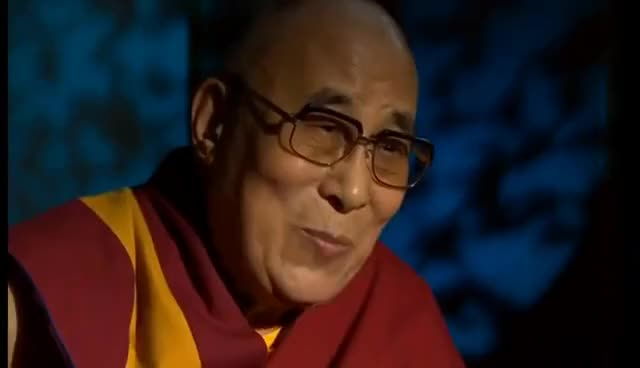 Watch and share Dalai Lama (by Fabio Celenza) GIFs on Gfycat