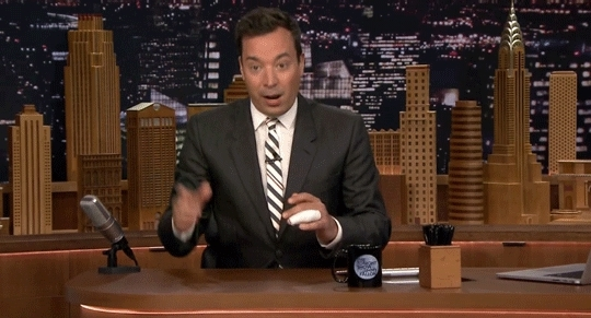 Jimmy Fallon, mindblown, mindgasm, whoa, Mind Blown GIFs