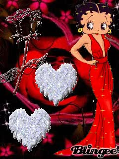 betty boop Picture #120551017 | Blingee.com