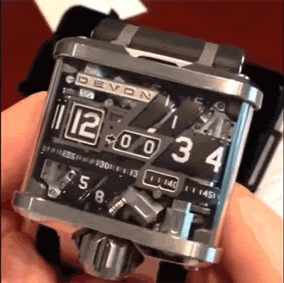 Watches GIFs