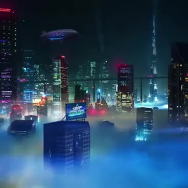 Watch and share Retrofuturistic Dubai Motion Graphics (for Stereo Arcade) GIFs on Gfycat