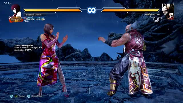 Watch Max dmg no rage GIF on Gfycat. Discover more tekken GIFs on Gfycat