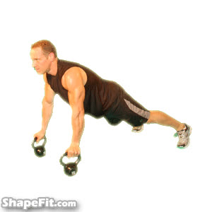 kettlebell-exercises-renegade-rows GIFs