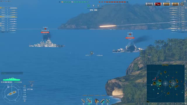 Watch and share Warships GIFs on Gfycat