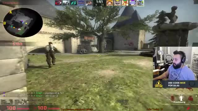 Watch and share M0E_tv Playing Counter-Strike: Global Offensive - Twitch Clips GIFs on Gfycat