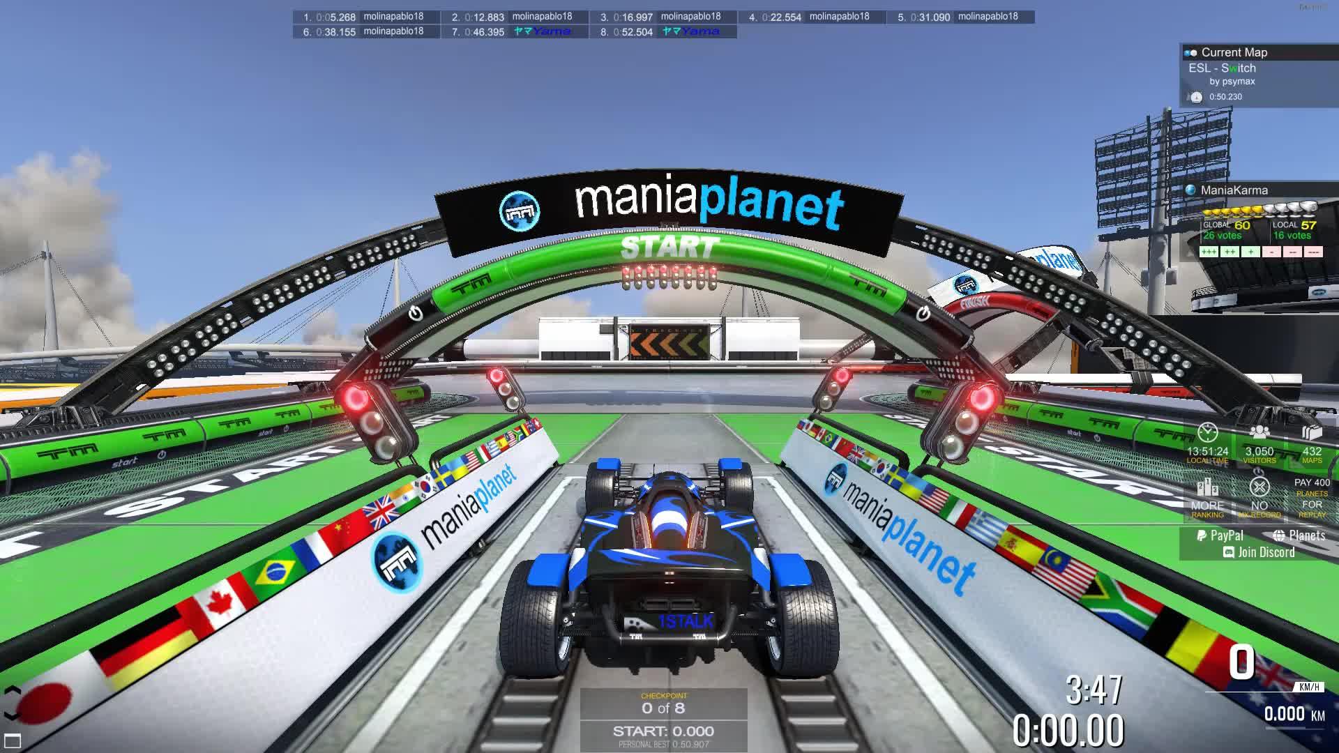Trackmania² Stadium GIFs