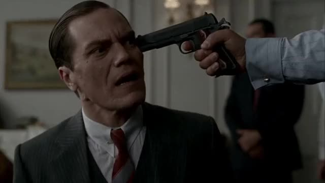 Watch and share Michael Shannon GIFs and Gun GIFs on Gfycat