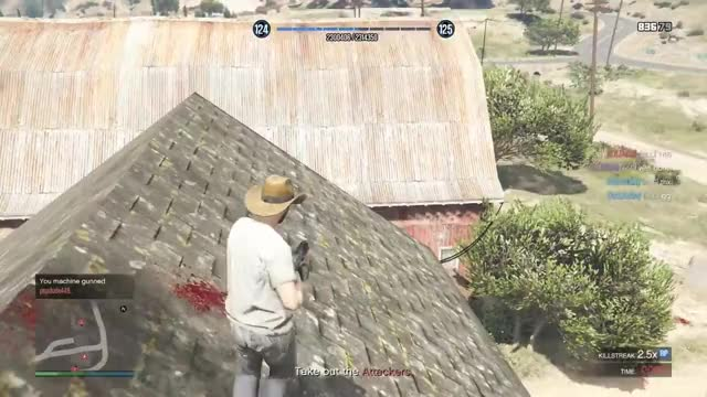 Watch and share Siege Mentality GIFs and Gtaonline GIFs by thelazeboy on Gfycat