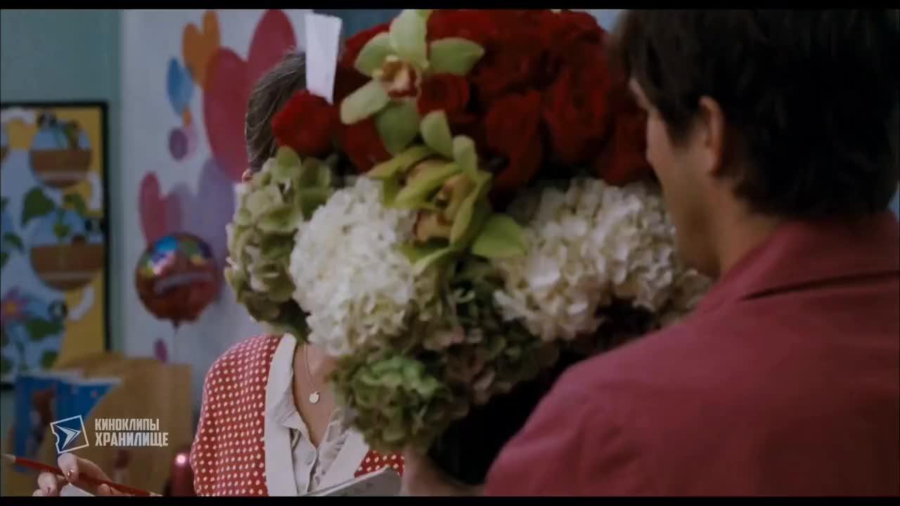 ashton kutcher, flowers, День Святого Валентина (2010) | Трейлер #1 | Киноклипы Хранилище GIFs
