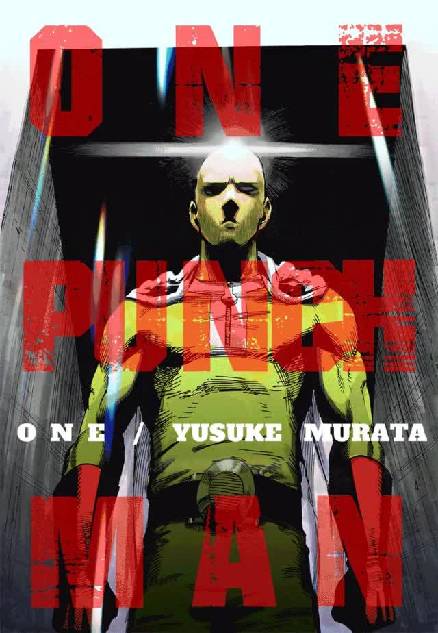 Watch ONE PUNCH MAN  YUSUKE MURATA manga OPM GIF by @jaxspider on Gfycat. Discover more ONEPUNCHMAN, OPM, superhero GIFs on Gfycat