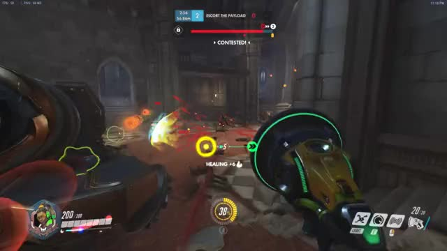 Watch and share Flying Reinhardt GIFs and Disposition GIFs on Gfycat