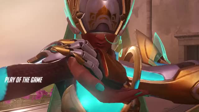Watch and share Overwatch GIFs and Symmetra GIFs by Dre on Gfycat