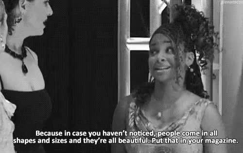 Watch Curvy GIF on Gfycat. Discover more amen, everyone is beautiful, preach it, thats so raven GIFs on Gfycat