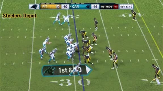 Watch and share Mccullers-panthers-2 GIFs on Gfycat