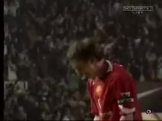 Watch Man Utd Liverpool Gary Neville Classic Celebration. GIF on Gfycat. Discover more Manchester, Neville, United, gary, liverpool, man, utd GIFs on Gfycat