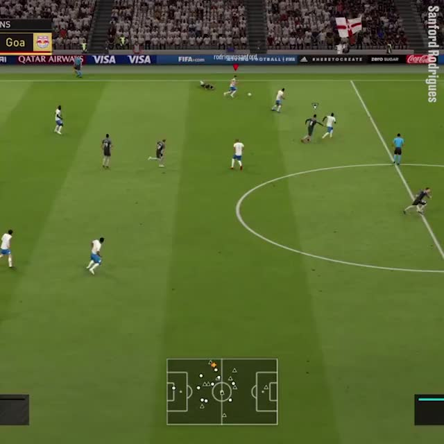 Watch and share FIFA Is A Cruel Game GIFs by gangbangkang on Gfycat