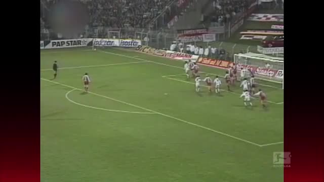 Watch and share MATTHAUS - Bayern Vs Leverkusen, 1992/93 GIFs on Gfycat