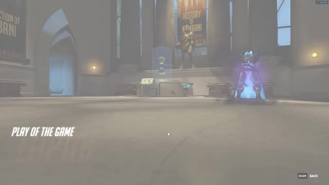 Watch and share Overwatch GIFs and Reaper GIFs by Lapidator on Gfycat