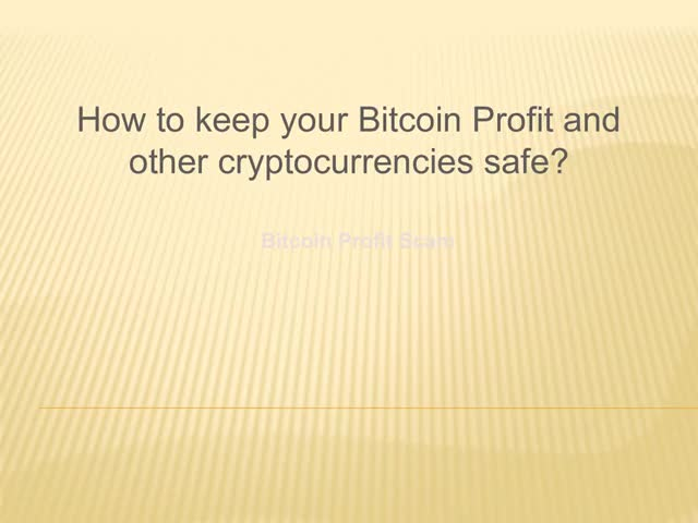 Watch and share Bitcoin Profit GIFs by bitcoinprofitscam on Gfycat