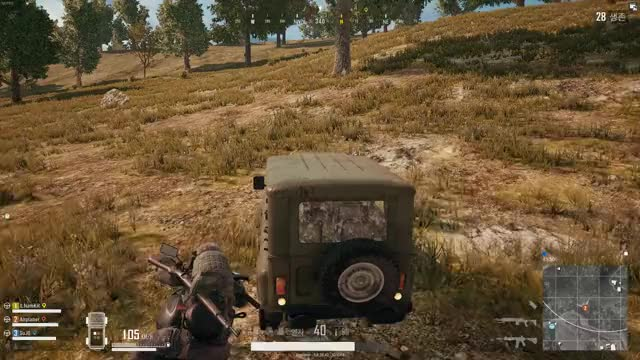 Watch PLAYERUNKNOWN'S BATTLEGROUNDS 2018.06.12 - 00.46.39.27.DVR GIF by Airplaner (@airplaner) on Gfycat. Discover more PUBATTLEGROUNDS, pubg GIFs on Gfycat