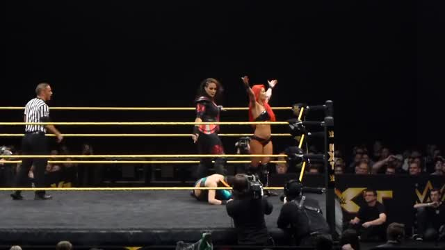 Watch and share Eva Marie GIFs and Carmella GIFs by spoopygrump on Gfycat