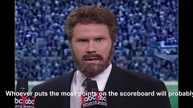 Watch Obvious Sports Commentary GIF on Gfycat. Discover more 00s, 2000s, Al Michaels, Co-host, Entertainment, Field Reporter, Football, Host, Maya Rudolph, Monday Night Football, Partner, SNL, Saturday Night Live, Sports, Will Ferrell GIFs on Gfycat
