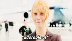Watch and share Pepper Potts GIFs and Ironmanedit GIFs on Gfycat