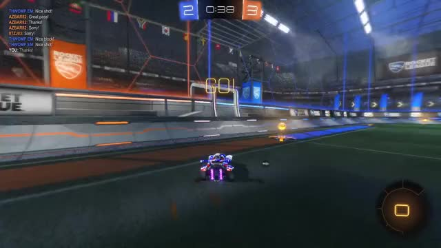 Watch Teammate Full court pinch GIF by Xbox DVR (@xboxdvr) on Gfycat. Discover more Logezz222, RocketLeague, xbox, xbox dvr, xbox one GIFs on Gfycat