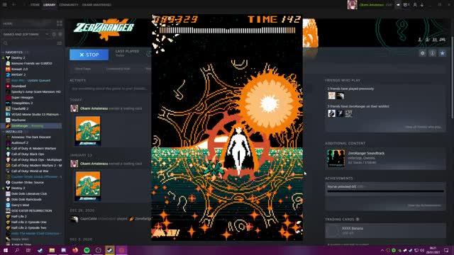 Watch and share Replay 2021-01-28 06-22-43 GIFs by Okami Amaterasu on Gfycat