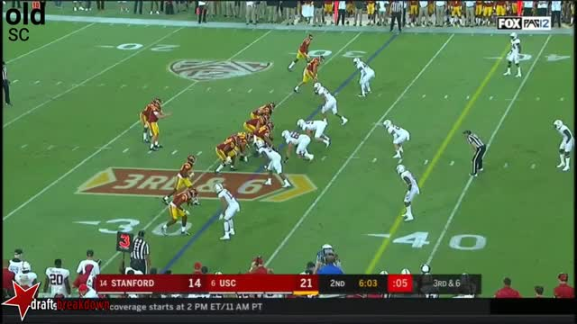 Watch and share Sam Darnold INT GIFs by markbullock on Gfycat
