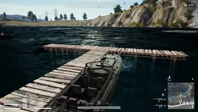 Watch and share Vlc-record-2018-01-01-19h16m15s-PLAYERUNKNOWN GIFs on Gfycat