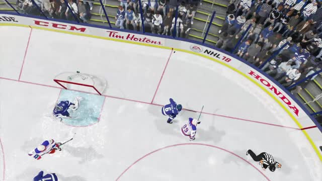 Watch and share NHL™ 18 20180217133704 GIFs on Gfycat