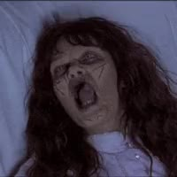Watch Exorcist Gif GIF on Gfycat. Discover more related GIFs on Gfycat