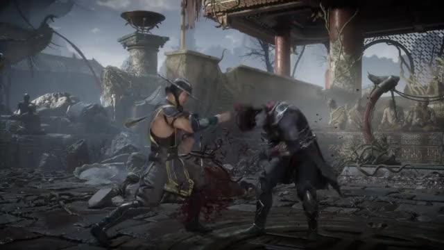 Watch and share Mortal Kombat 11 20190427001711 GIFs by Seth Lowery on Gfycat