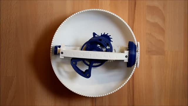 Watch and share Clockmaking GIFs and Engineering GIFs by PM_ME_STEAM_K3YS on Gfycat