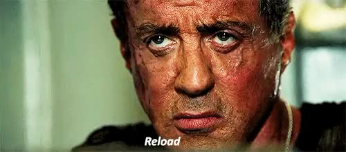 Watch and share Sylvester Stallone GIFs and The Expendables GIFs on Gfycat