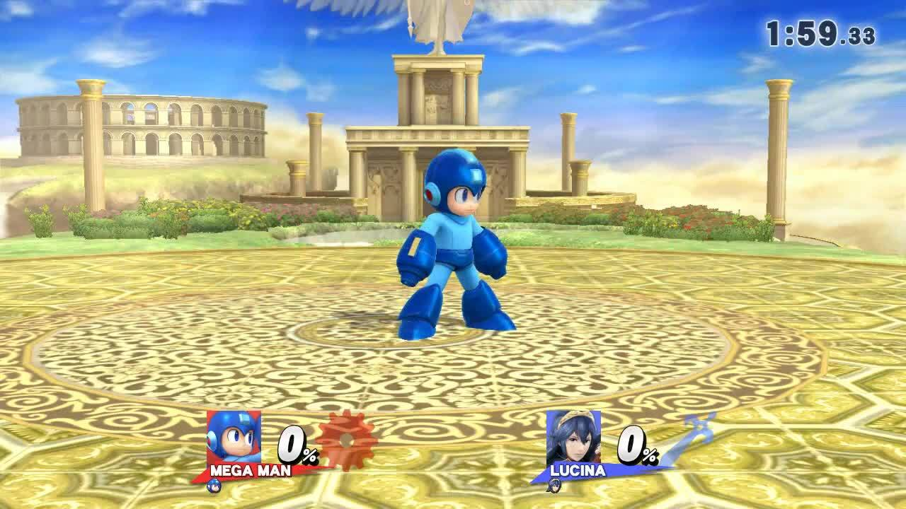 crazyhand, replays, super smash bros., Mega Man Dair GIFs