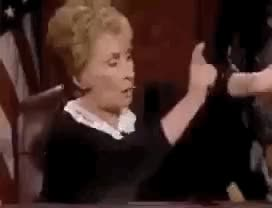 Watch and share Judge Judy GIFs and Celebs GIFs on Gfycat